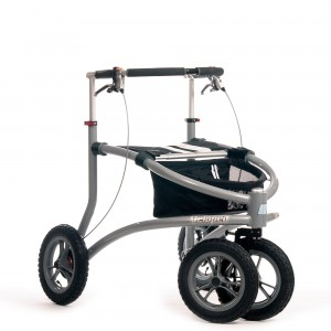 Trionic Veloped Sport Off-road rollator