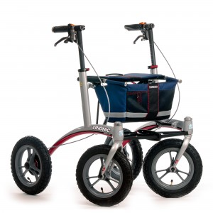 "Trionic Walker 14"" Off-road rollator"